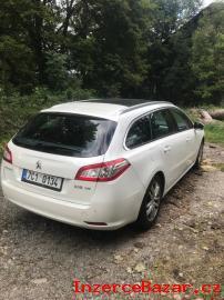 Peugeot 08 2. 0 SW,Navi Odpočet DPH