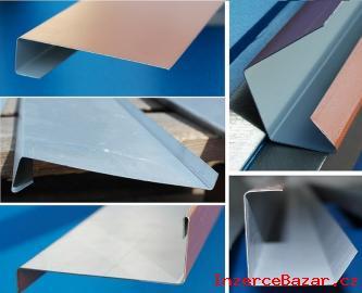 klempířská ohýbačka plechu dvoumetrové