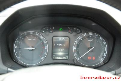 Škoda Octavia 1. 9 PD