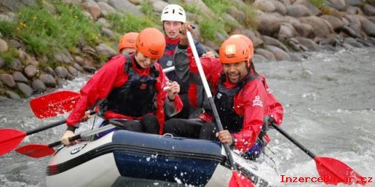 Rafting - splav rieky Váh, Ora