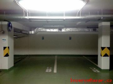 Pronájem 2 parkovacích stání na Praze 3