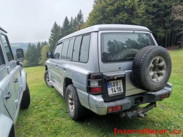 Mitsubishi Pajero Wagon 2,5 TD Classic