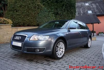 Audi A6 Avant 2. 7 TDi Quattro