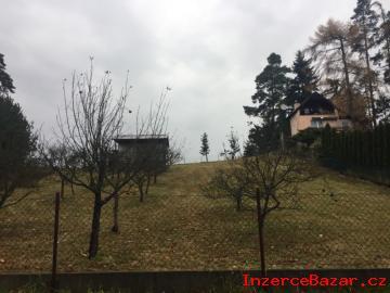 Pozemek na pomezí Beskyd, Krhová