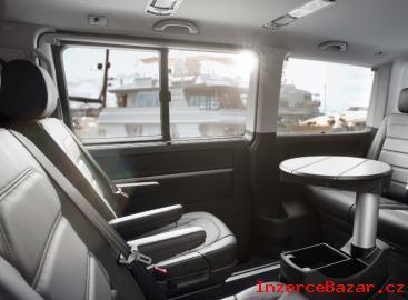 VW Multivan 2. 0 132kW, 2013
