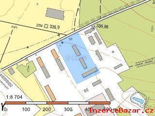 Prodej stavebního pozemku Ralsko