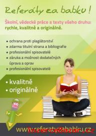 Referatyzababku - seminárky, bakalářky