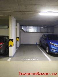 Pronájem garážového stání, Vysočany