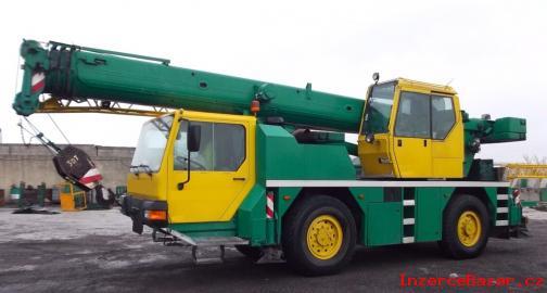 Prodám Autojeřáb Liebherr LTM 1030/2. 1