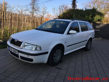 Škoda Octavia combi Tour, 1,9TDI, 74kW