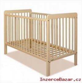 Prodám dětskou dřevěnou postýlku