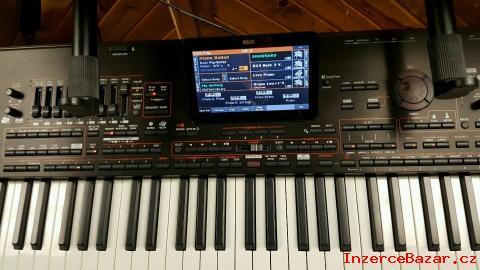 Korg Pa4X -CDJ-2000 Nexus