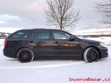 Škoda Octavia Combi RS 2. 0TDI