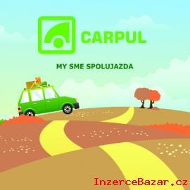 Carpul. eu – Česká  a Slovenská spolujízd