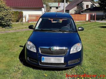 Škoda Roomster 1,2 HTP 2009