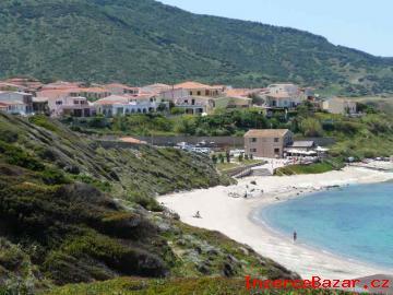 Apartmán Sardinie u pláže