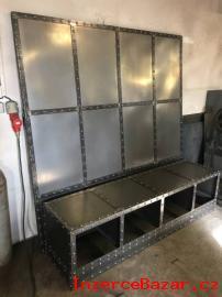 Kovový nábytek industrial
