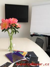 Sídlo pro firmy, virtuální kancelář