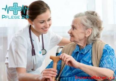 Zdravotní sestra - pečovatelka