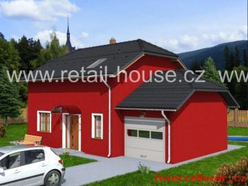 Výstavba nízkoenergetických rod.  domů