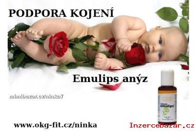Podpora dojčenia - Emulips aníz