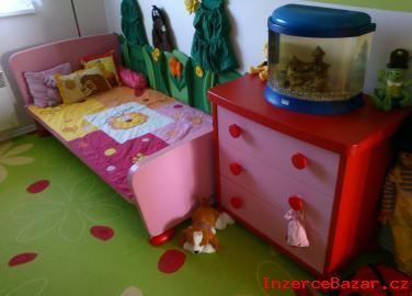 Dětský pokoj - komplet i jednotlivě