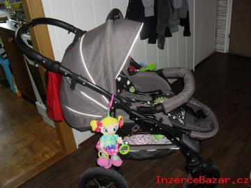 Dvojkombinace kočárku Baby Merc Zippy Q