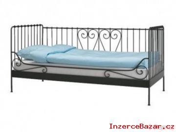 Prodám kovovou postel
