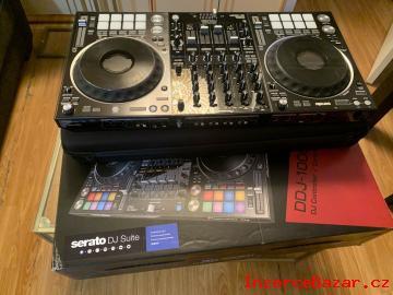 Zcela nový Pioneer DJ DDJ-1000SRT 4-kaná