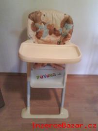 jídelní židlička FUTURA