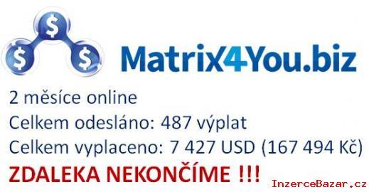 MATRIX4YOU - příležitost