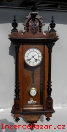 Staré pérové hodiny 1890