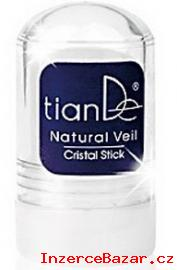 Přírodní deodorant bez hliníku Natural V