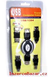 USB Redukce - USB/1394
