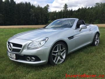 Mercedes-Benz SLK 200 cabrio