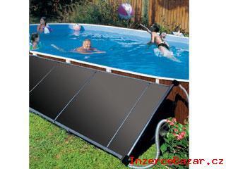 Prodám solární ohřev k bazénu