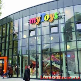 Práce v Německu-MyToys-9,07€ brutto/hod