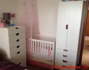 Ikea STUVA kompletní sestava děts. pokoje