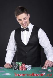 Casino v Olomouci přijme ihned obsluhu