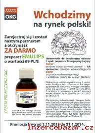 Máte kontakty v Polsku?