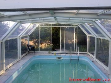 Prodám zastřešní bazénu
