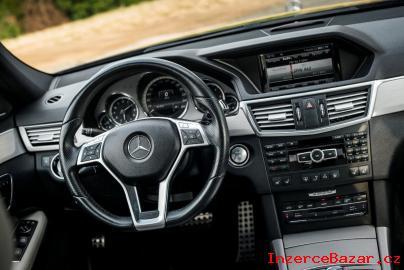 Mercedes-Benz Třídy E 350 CDI, AMG