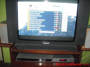 Televize+DVD recorder+setobox
