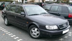 Audi a6 2. 5 TDi AVANT r. v. 94 n�hr.  d�ly
