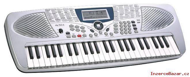 Digitální klávesy