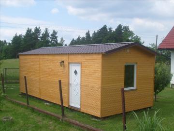 Postavím chatu