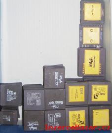 Procesor pro sběratele