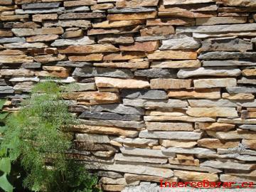 Přírodní kámen na obklady stěn Kvarcit