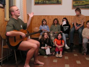 Jarní dětský tábor