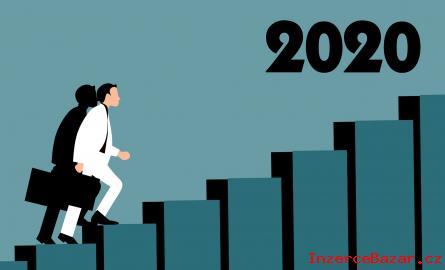 DO NOVÉHO ROKU 2020 S NOVOU PRACÍ